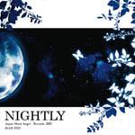 """V.A. """"NIGHTLY"""" JSAR-T913 \¥ 2,520円(税込)"""